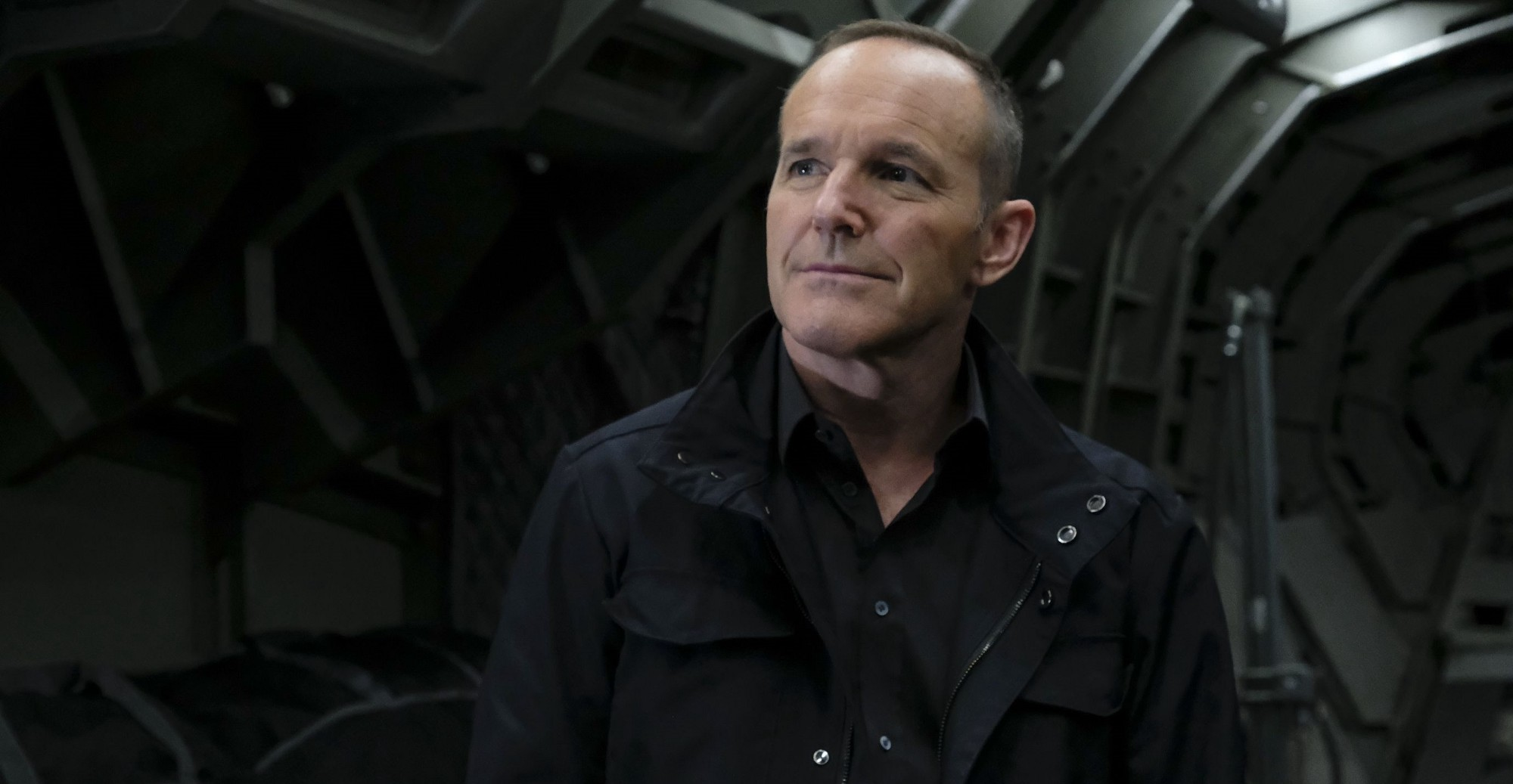 Clark Gregg as Phil Coulson in Marvel's Agents of S.H.I.E.L.D.