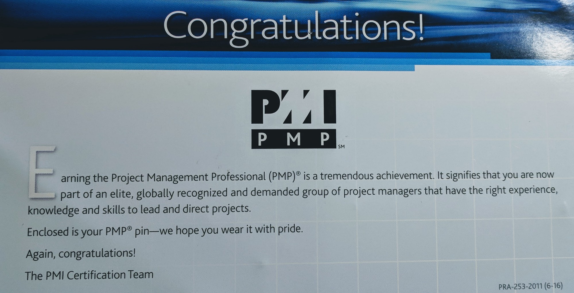 How to prepare to get the PMP® Certification - Product Management