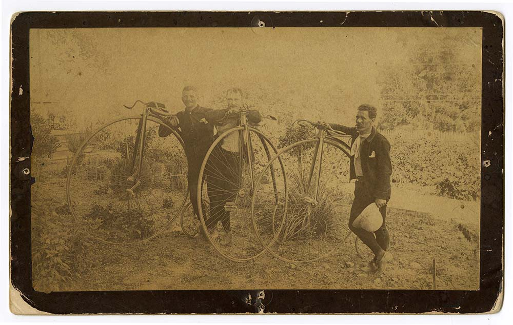 Photos Of San Francisco S First Mustachioed Cycling Fanatics Put Today S Bike Hipsters To Shame By Pete Brook Timeline