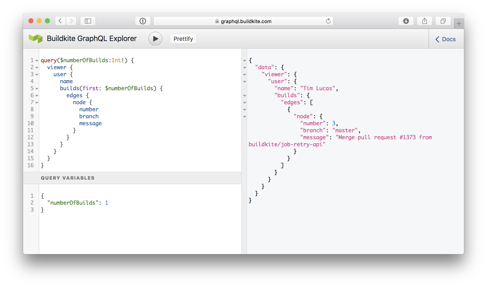 Tutorial: Getting started with GraphQL queries and mutations