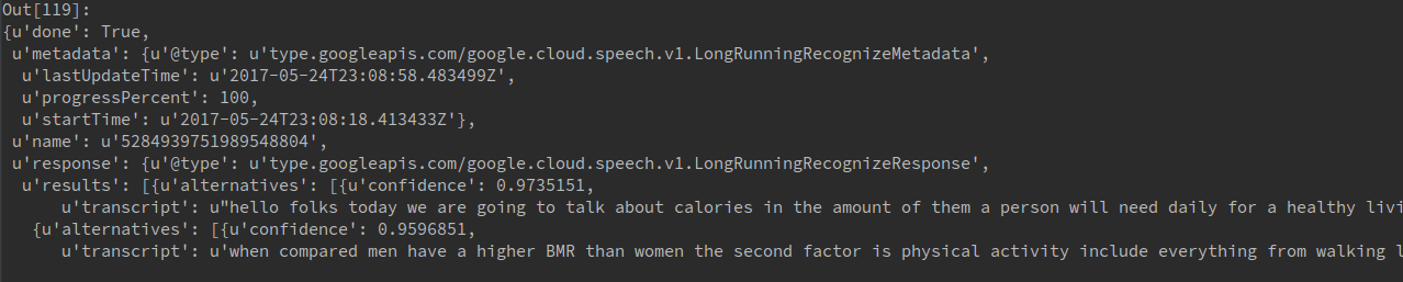 Tutorial: Asynchronous Speech Recognition in Python