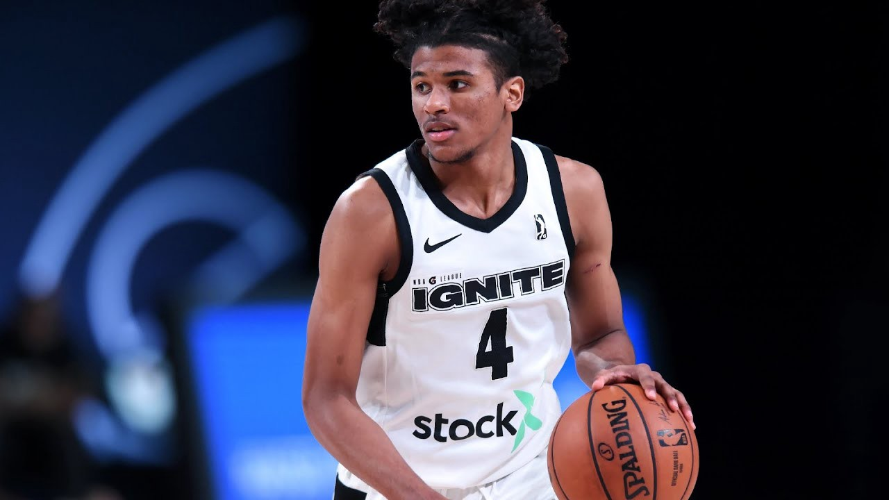 Jalen Green looks like the next elite scoring two guard in the mold of Bradley Beal or Zach LaVine. Is he the best shooting guard in the draft?