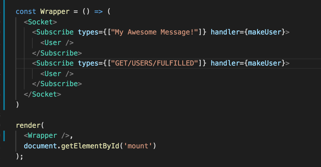 Let's Learn: Higher Order Components and WebSockets