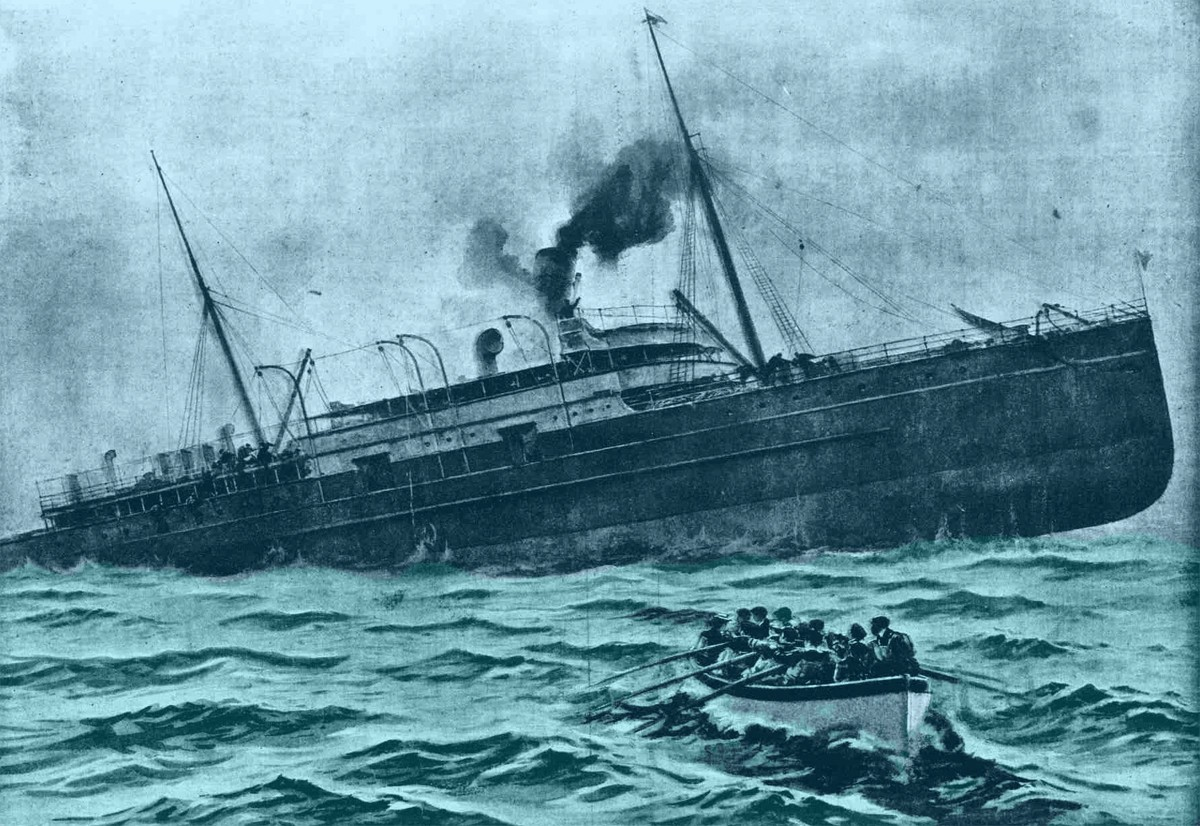 The Wreck of the Stella