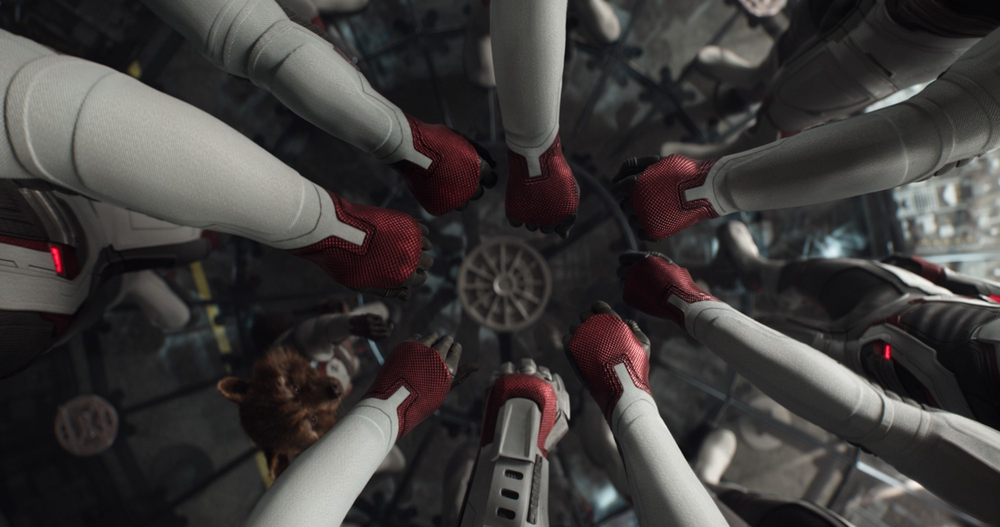 """All hands are in for """"whatever it takes"""" in """"Avengers: Endgame"""""""