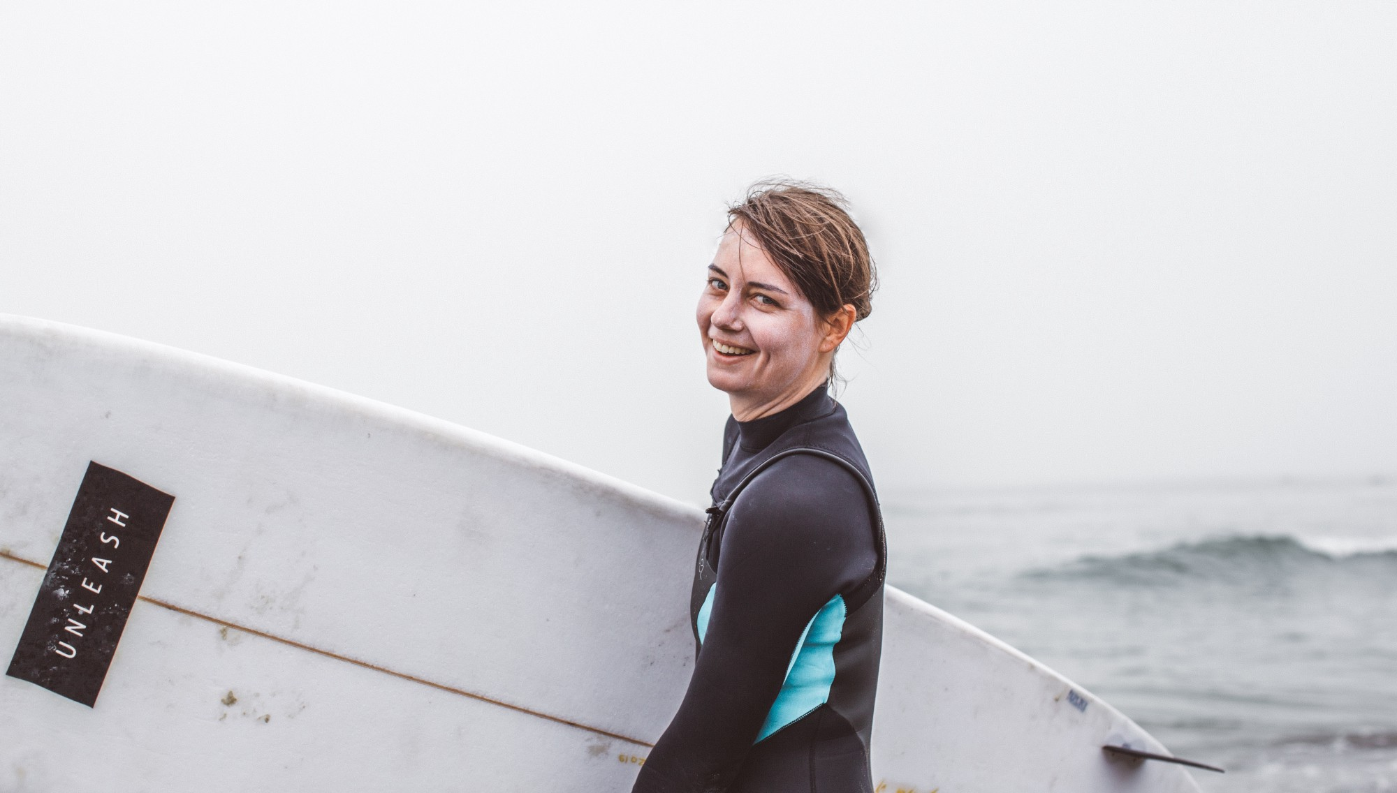 Alice Driver on Unleash Surf