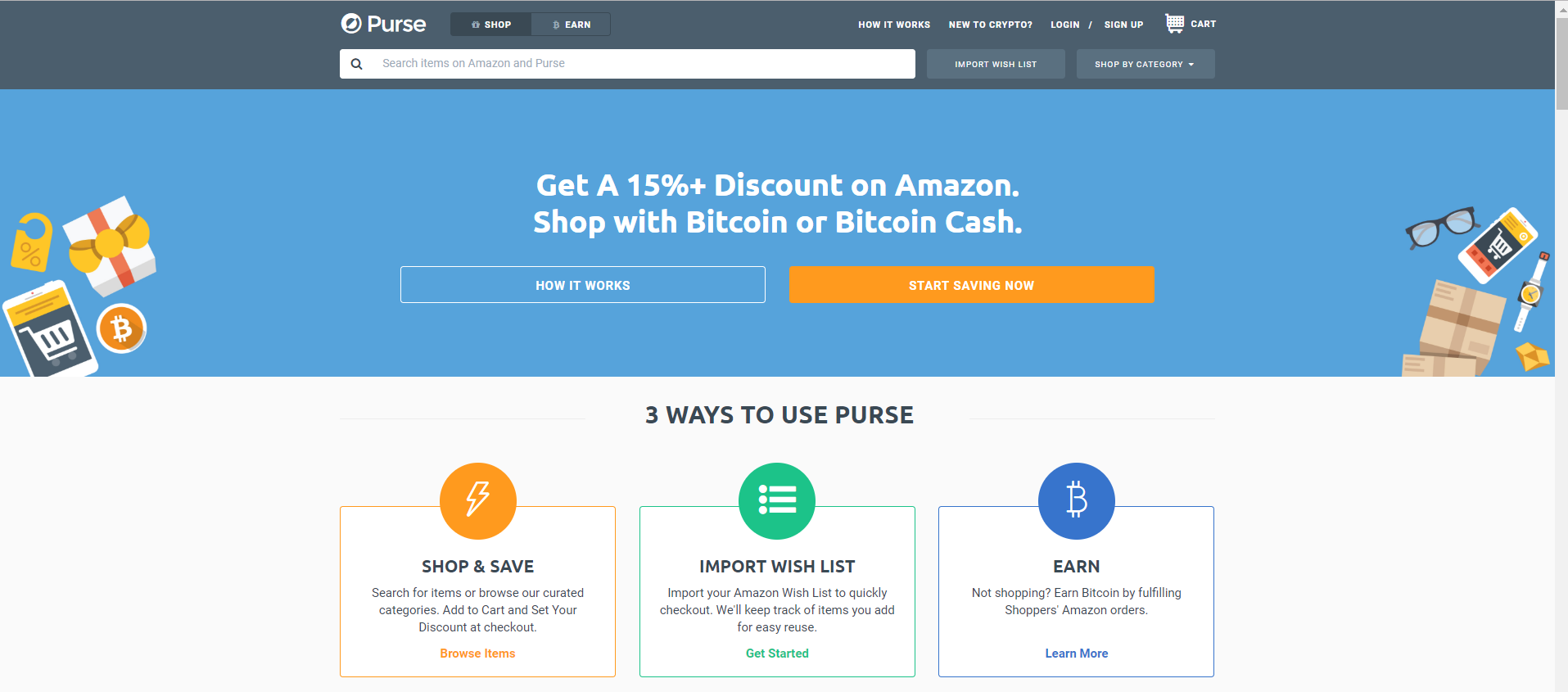 Pay With Bitcoin And Get 15 30 Off Everythin!   g From Amazon -