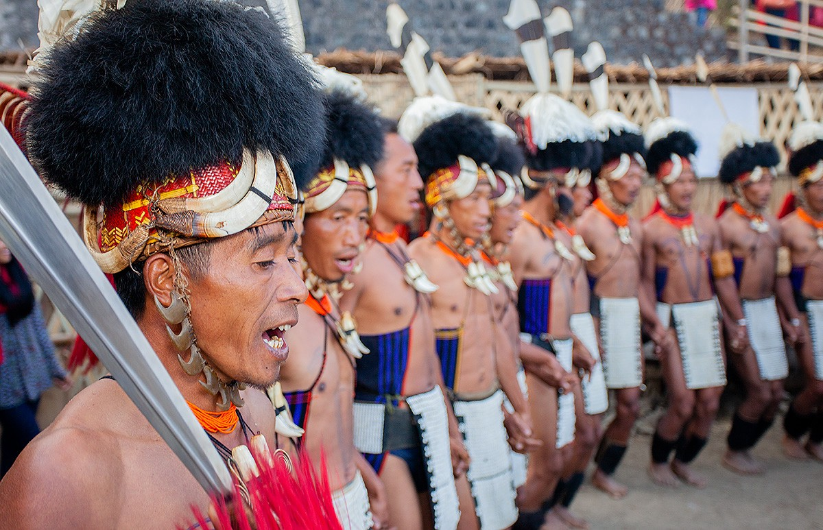 Photo-story: rich cultural heritage of North-East India & Hornbill