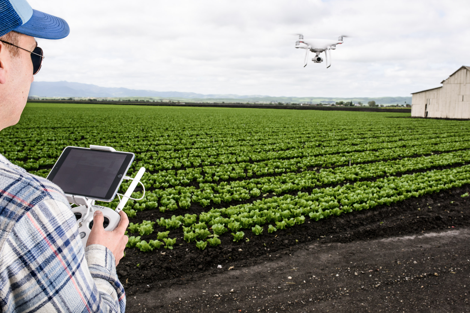 Introducing Fieldscanner: Real-time Drone Mapping is Here on