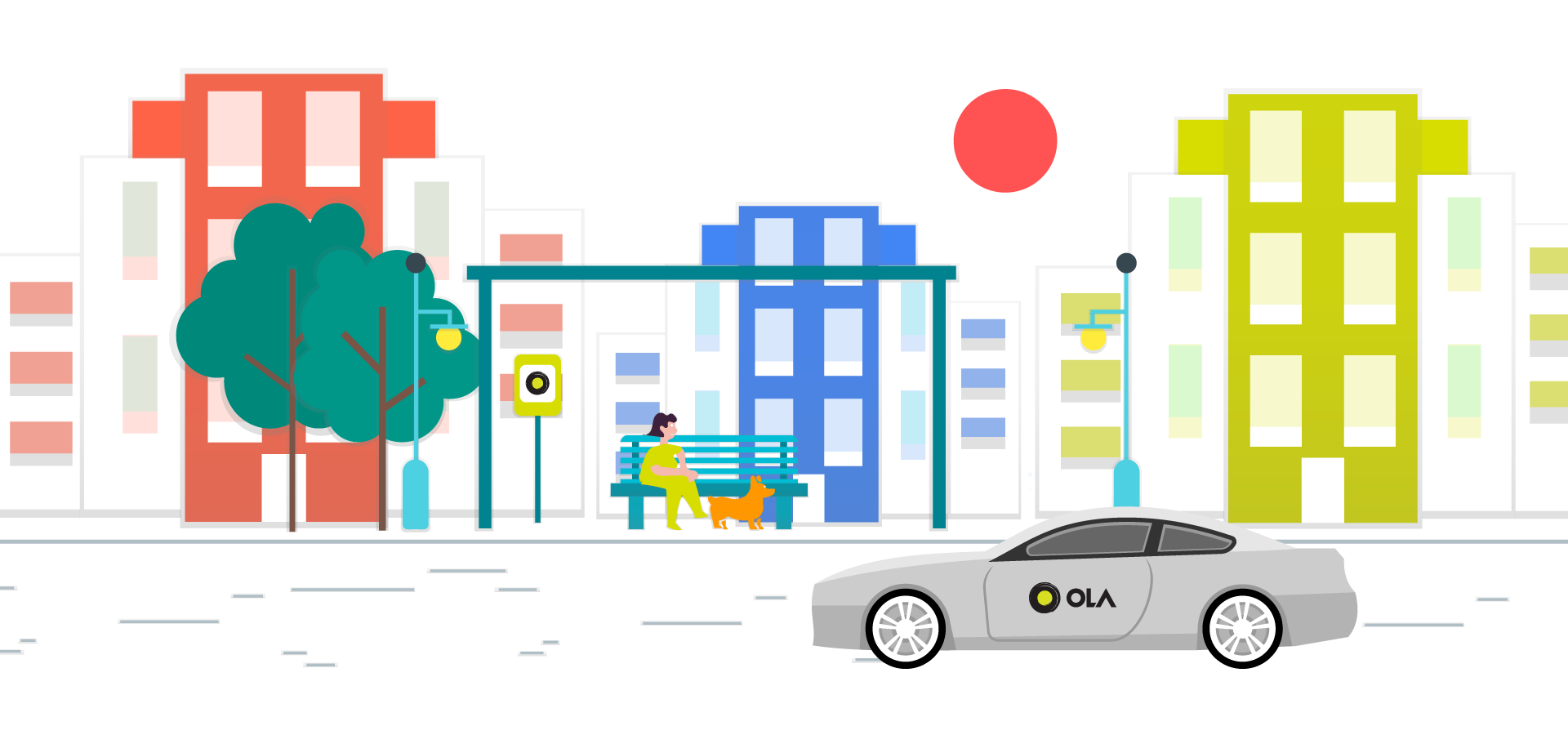Redesigning the Ola Cabs app — a UX case study - UX Collective