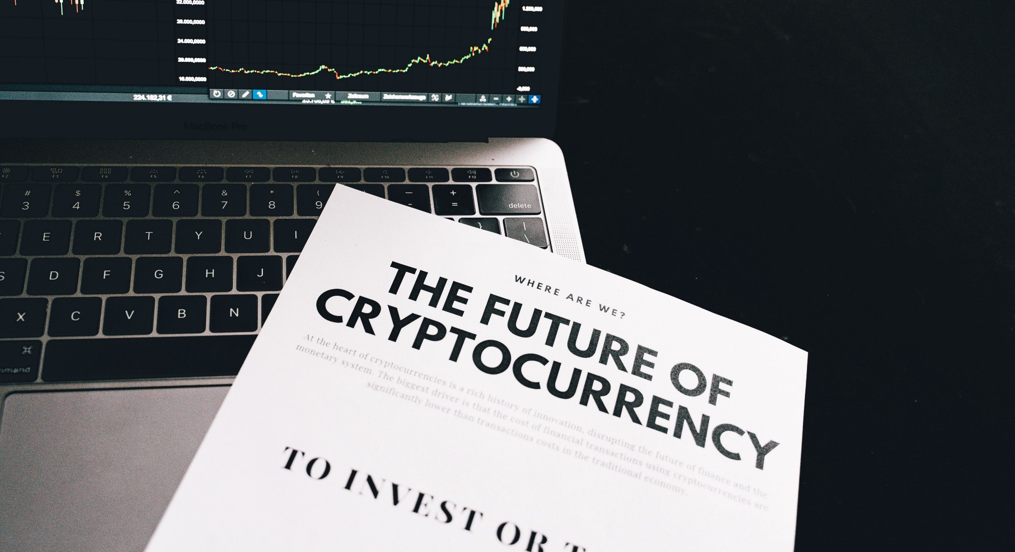 The future of cryptocurrency photo