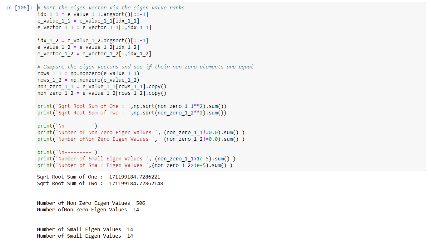 My Notes for Singular Value Decomposition with Interactive Code