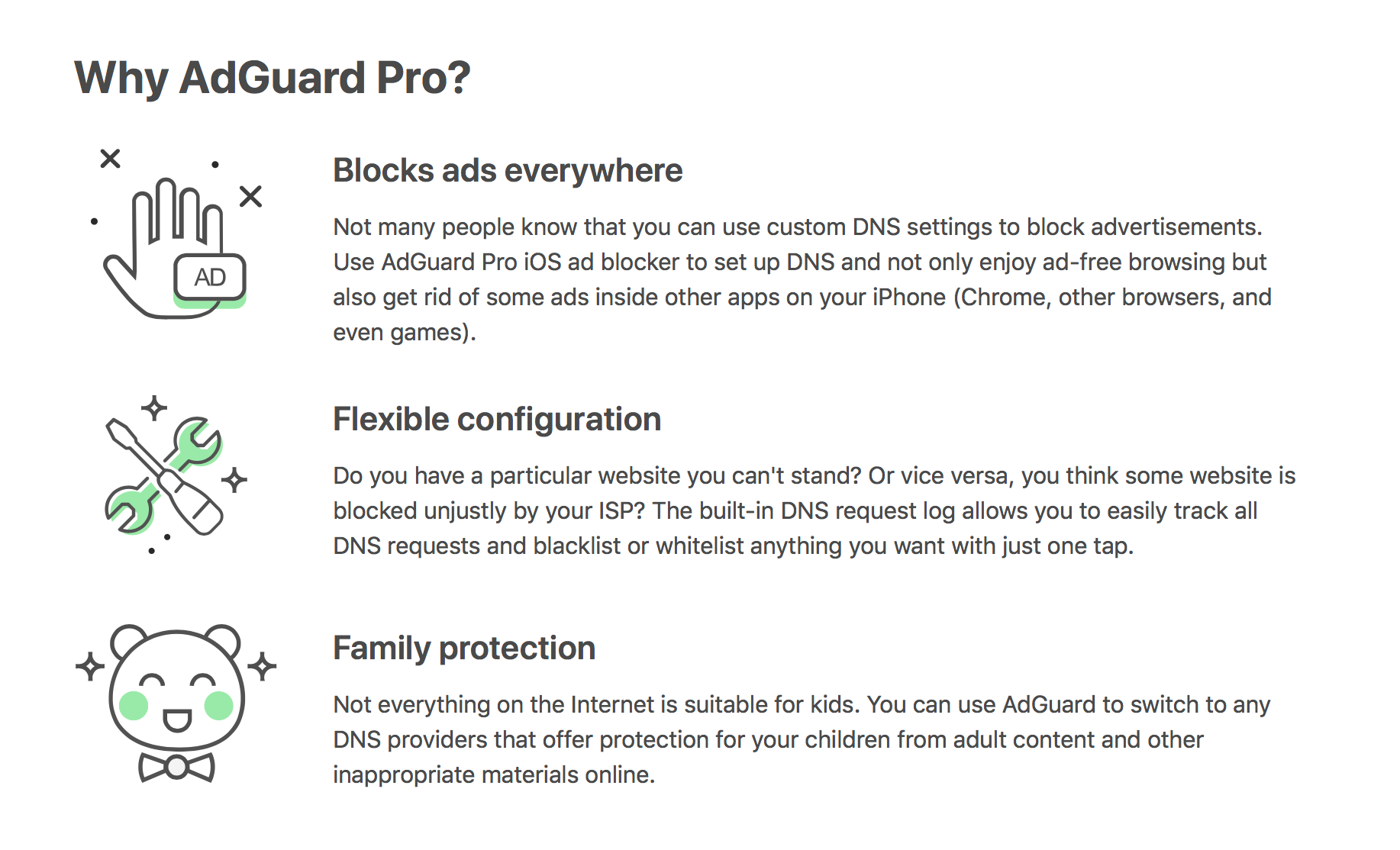 Block ads everywhere with AdGuard for iOS - blog shawjj