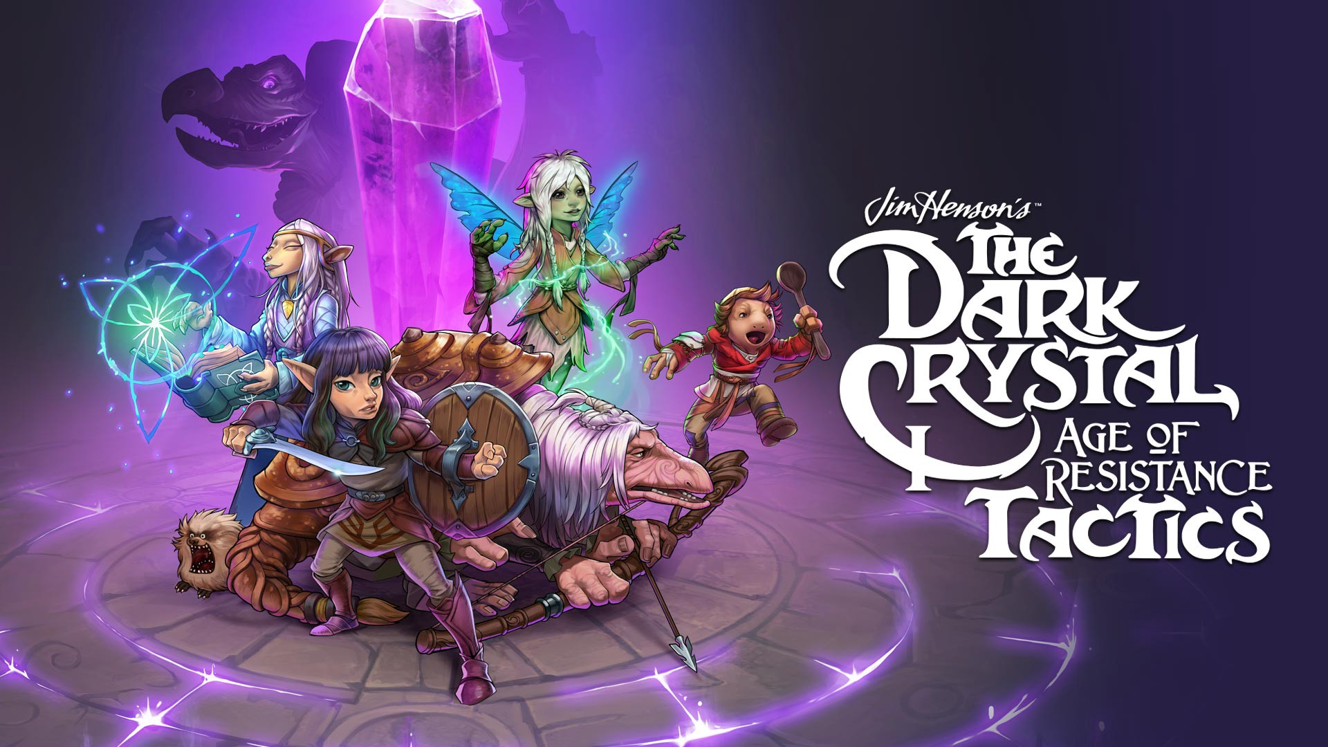 The Dark Crystal Tactics Nintendo Switch Gameplay