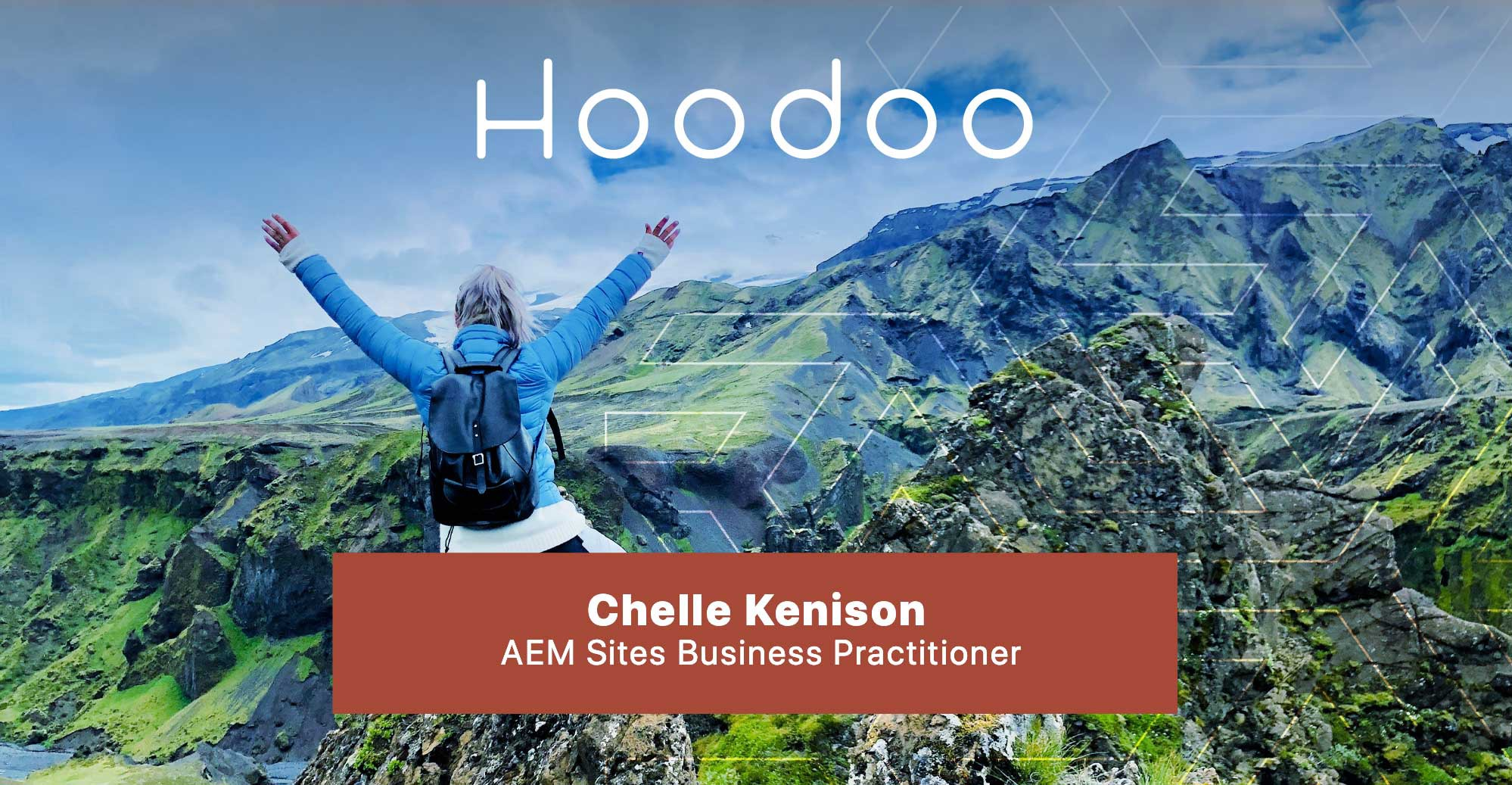 Chelle Kenison Completes AEM Sites Business Practitioner Certification