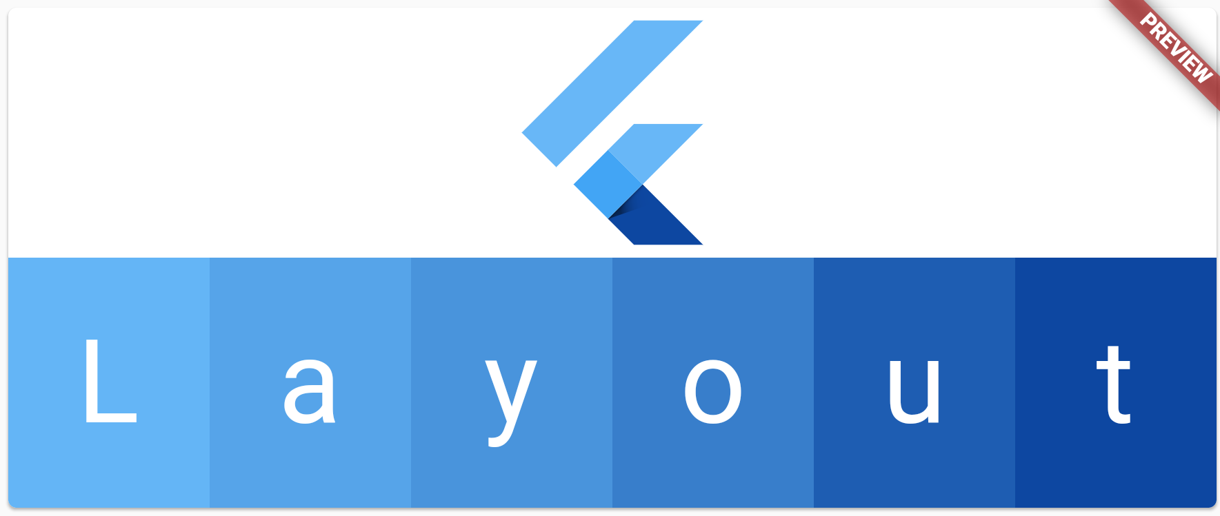 Flutter Layout Cheat Sheet - Flutter Community - Medium