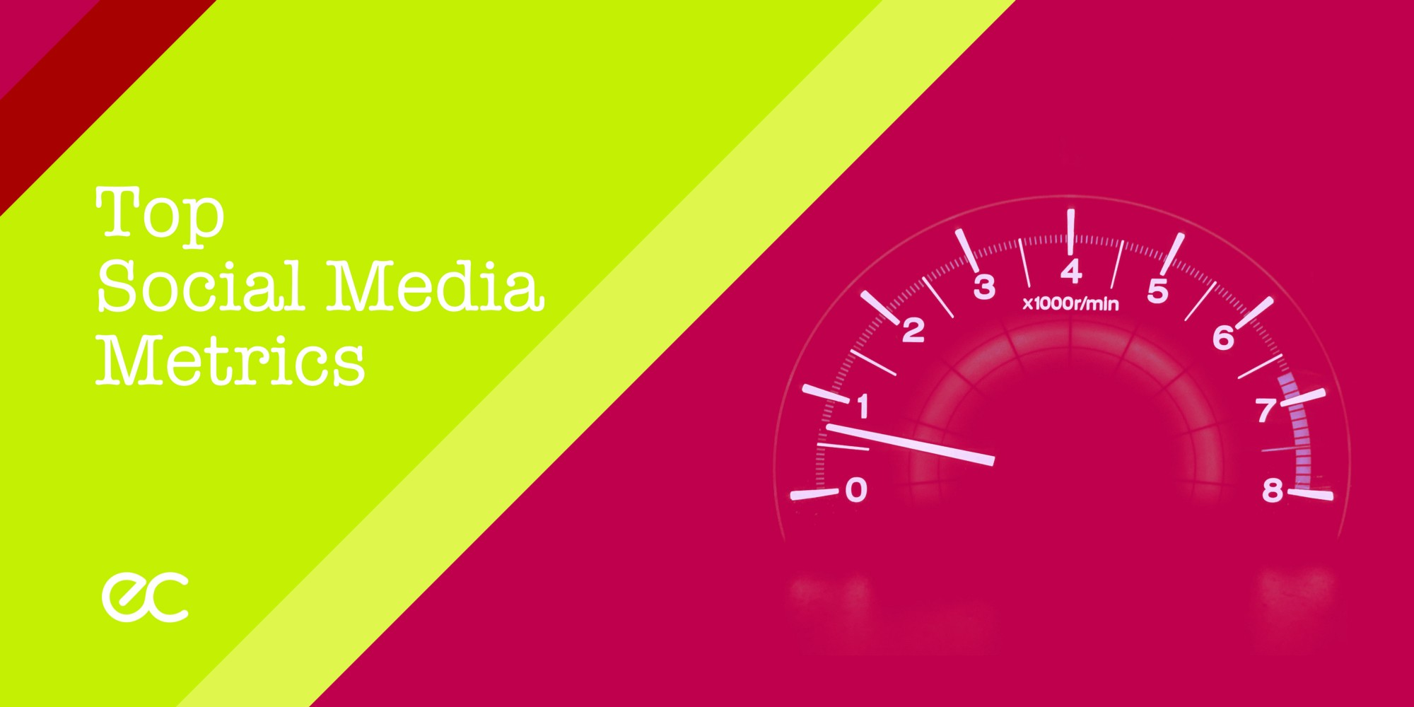 My Top Three Simple Social Media Metrics That Matter Header Image by Author