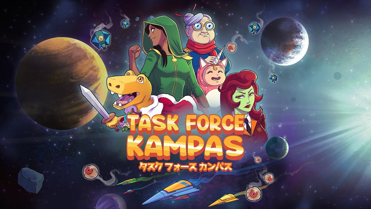 Task Force Kampas Nintendo Switch Review