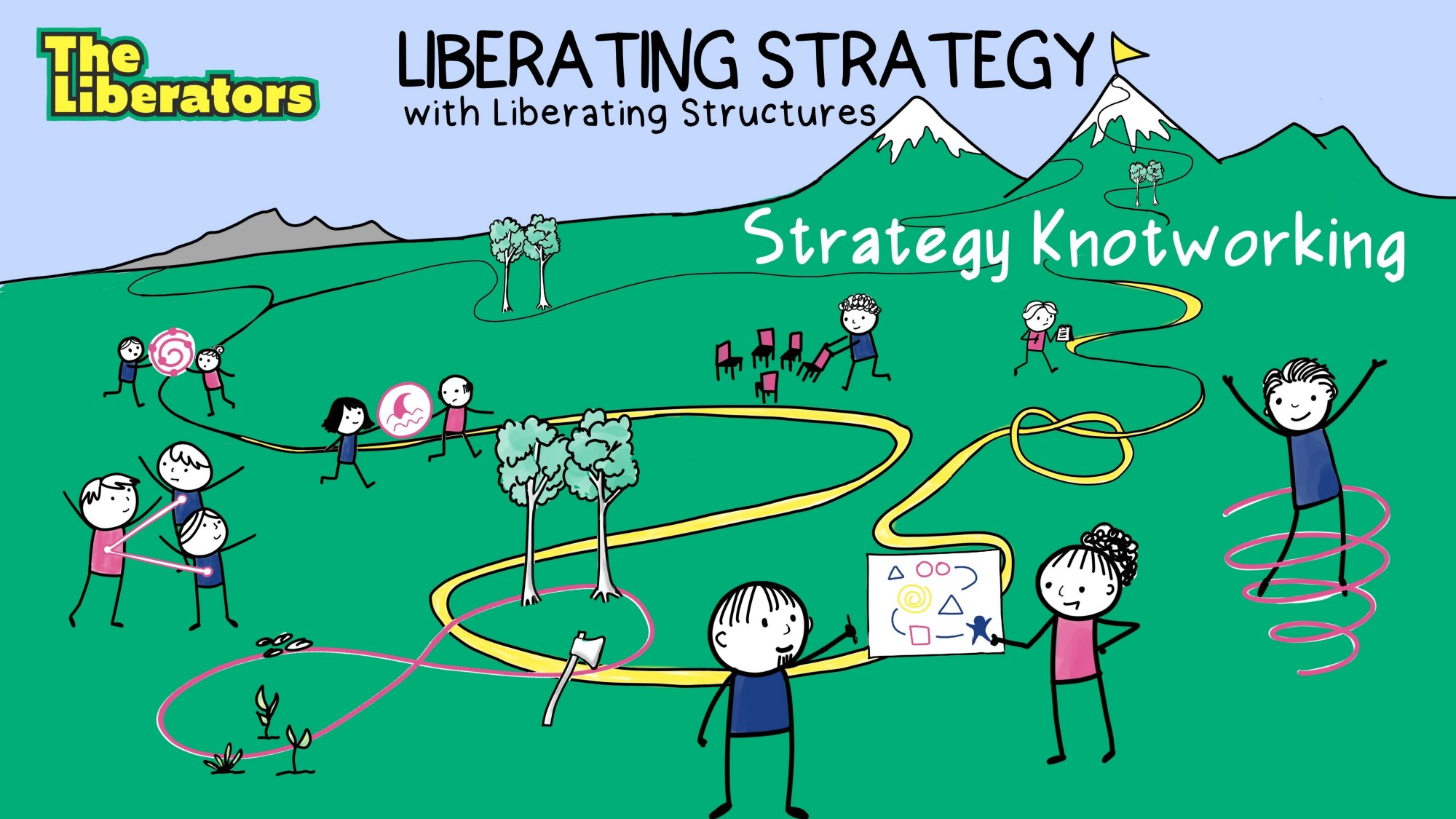 Strategy Not Working: turning ideas and ambitions into reality