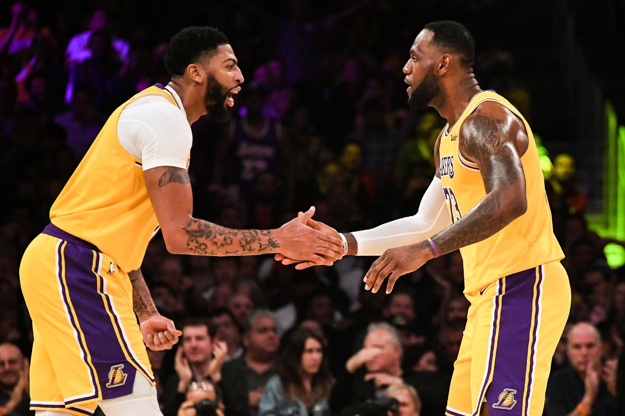 Anthony Davis and LeBron James carried the Los Angeles Lakers all the way. Which one of them was the NBA Playoff MVP?