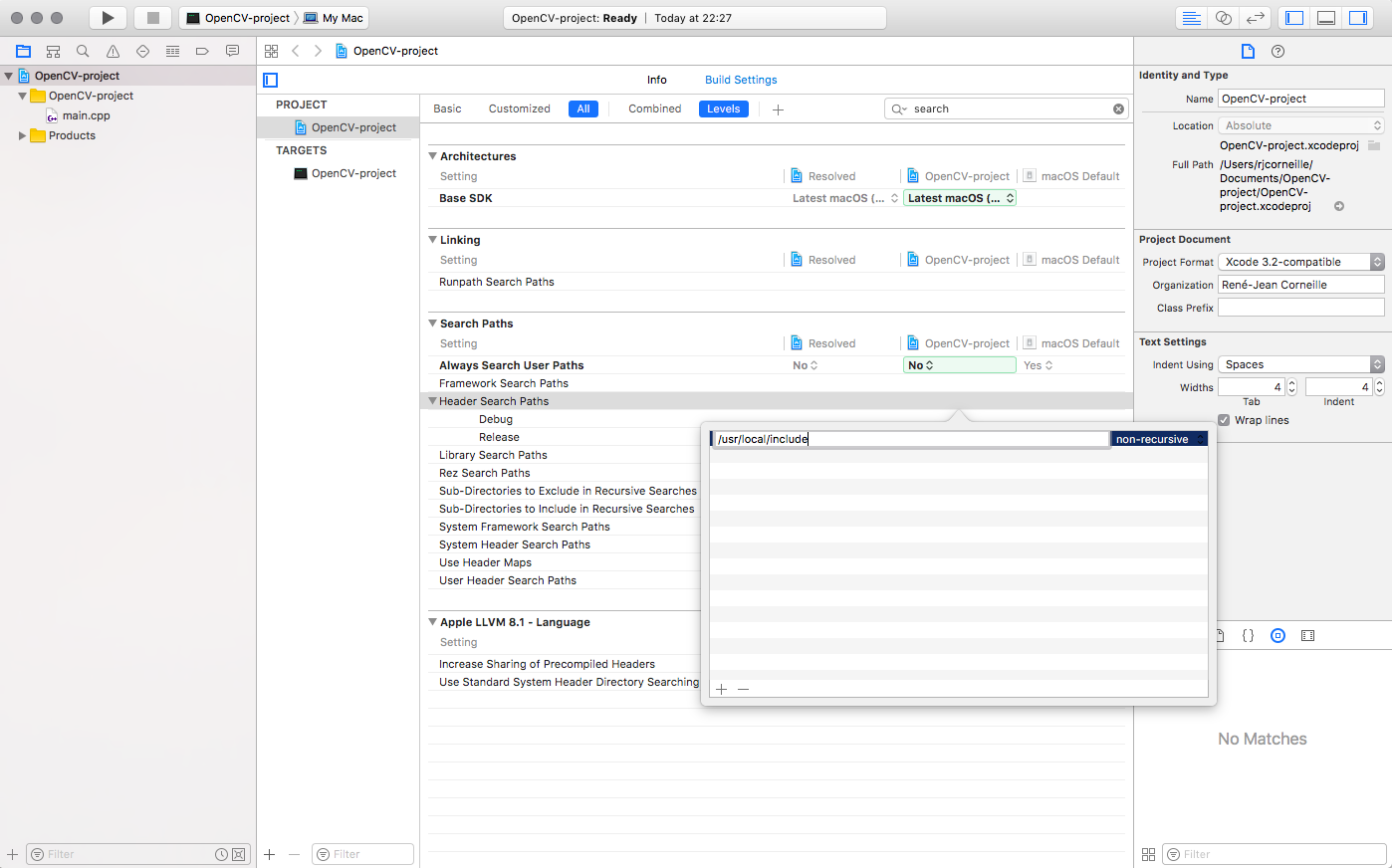 Setting up Xcode for C++ projects - René-Jean Corneille - Medium