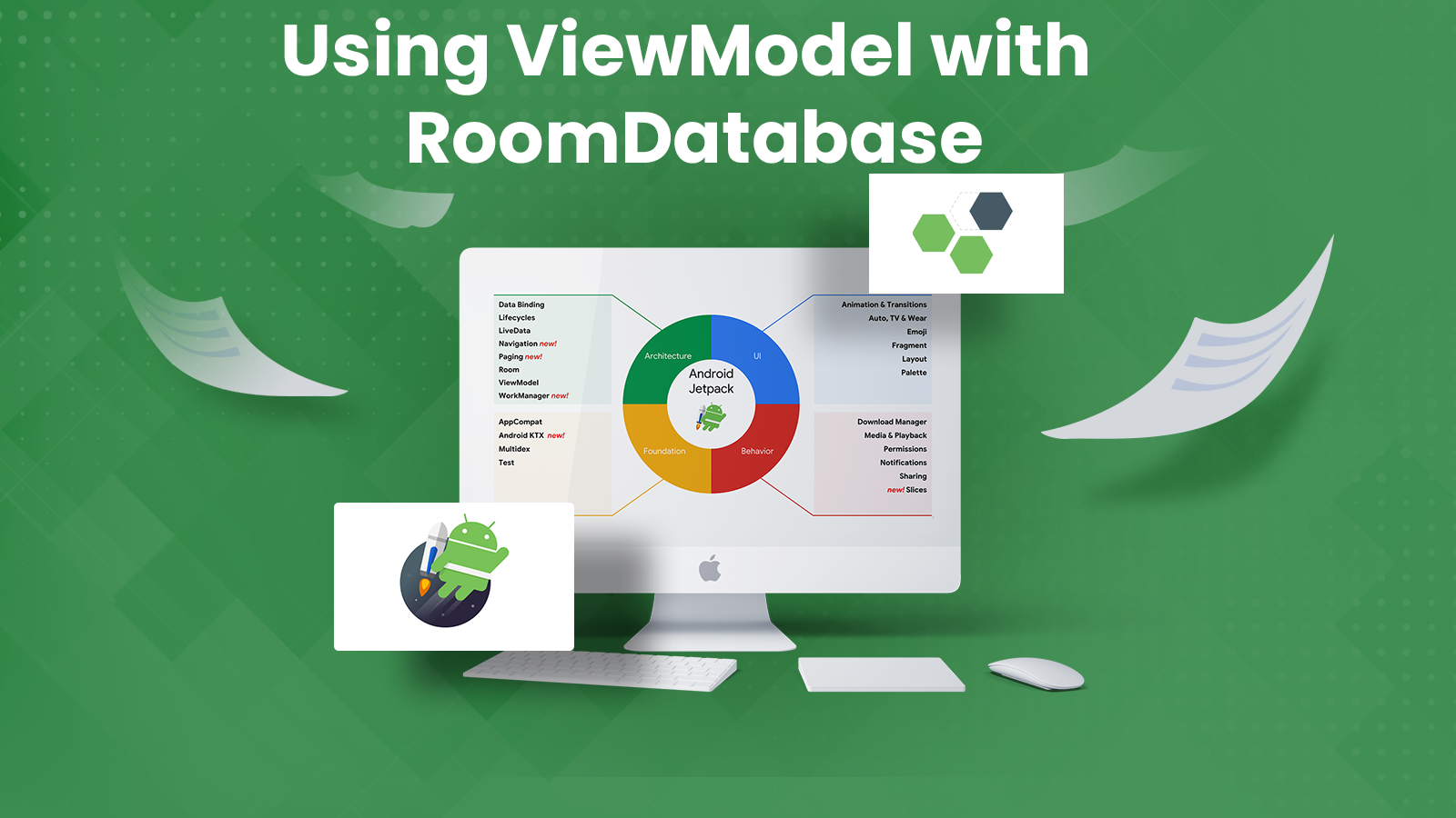 Using ViewModel with RoomDatabase | Android Jetpack