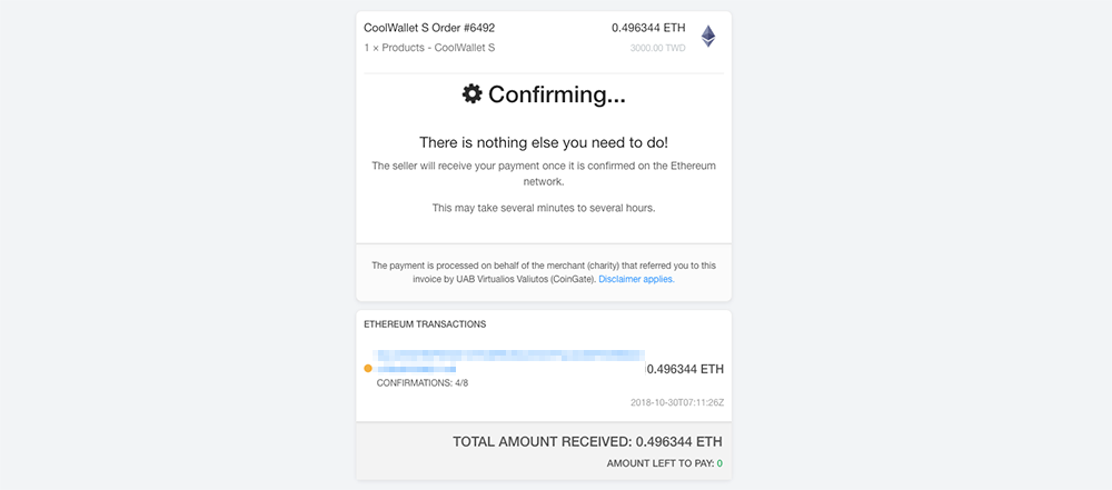 How to Purchase CoolWallet S with Your Digital Assets