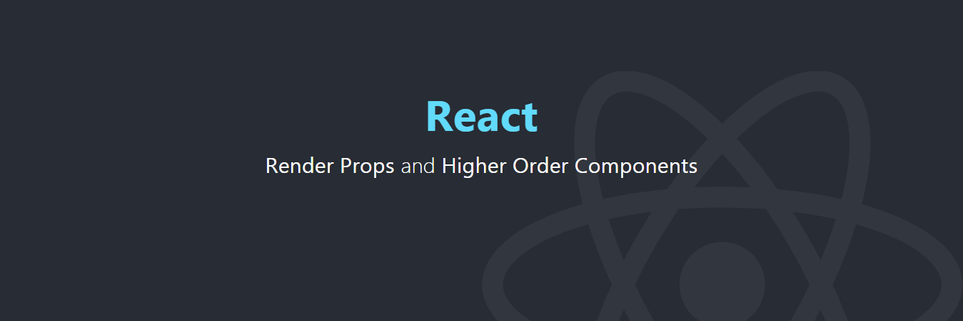 Understanding React Render Props and HOC - Bits and Pieces
