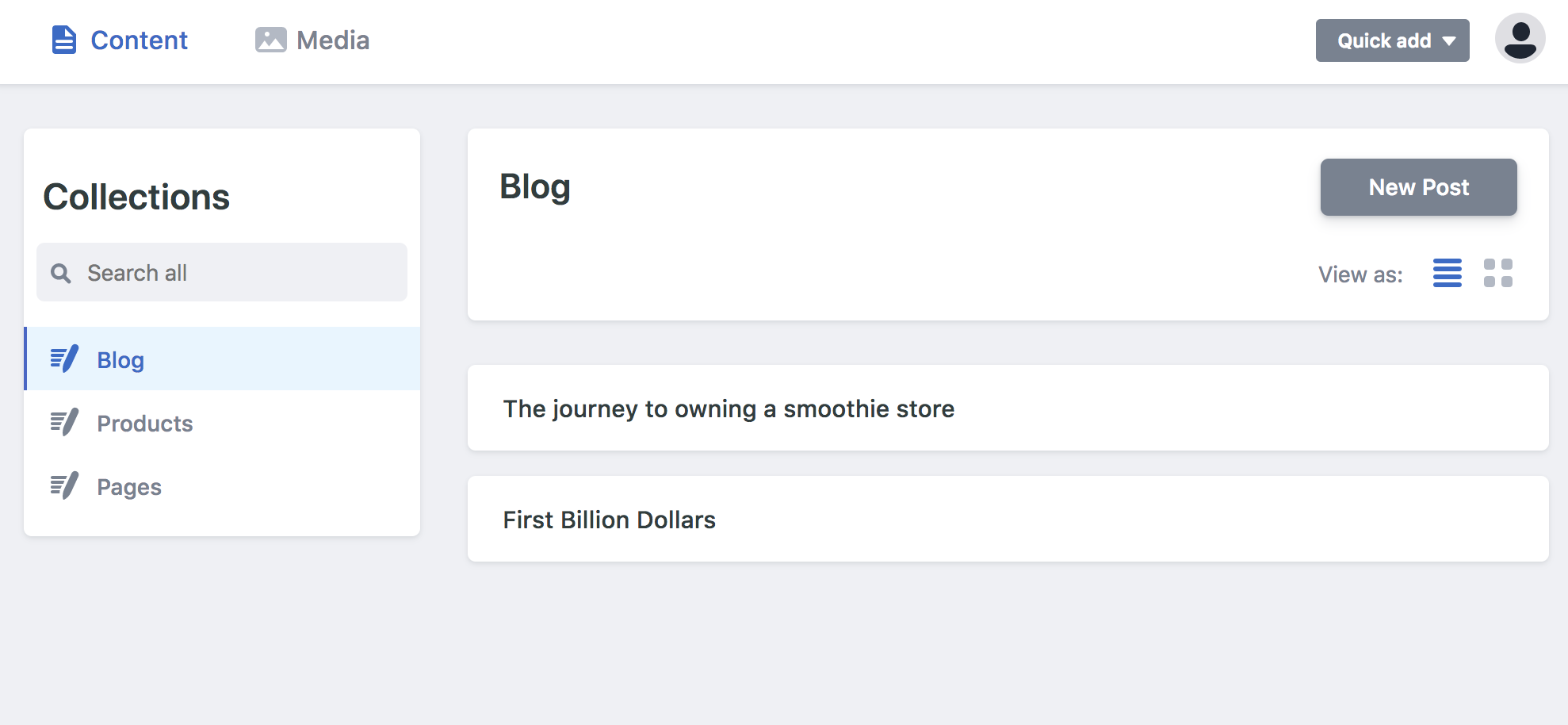 JAM Stack Your Old CMS into the Closet - EL Passion Blog