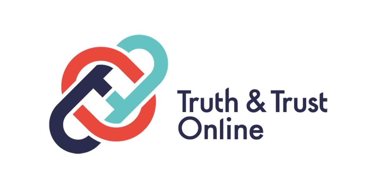Conference for Truth & Trust Online Logo