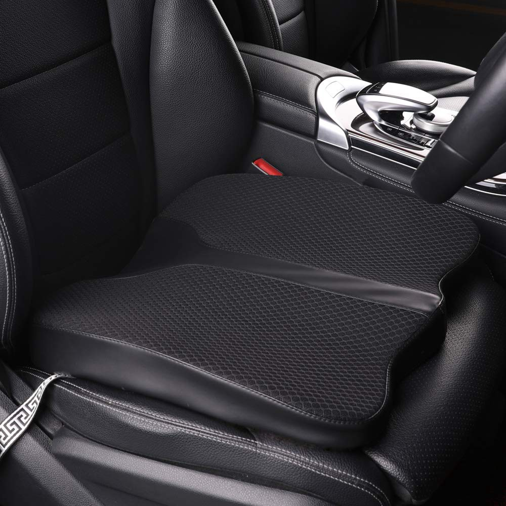 DRIVERS ANGLE LIFT SEAT CUSHION WITH WASHABLE SEAT CUSHION COVER
