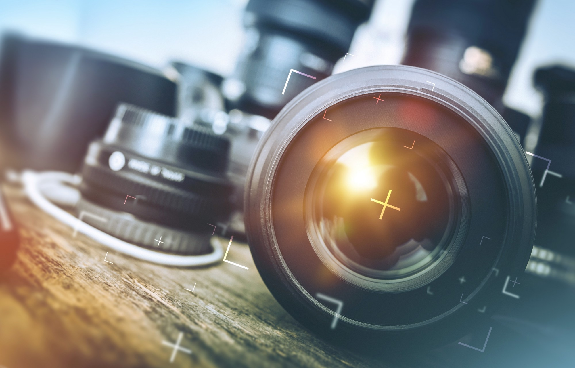 Everything you need to know about camera lenses - Haje Jan Kamps