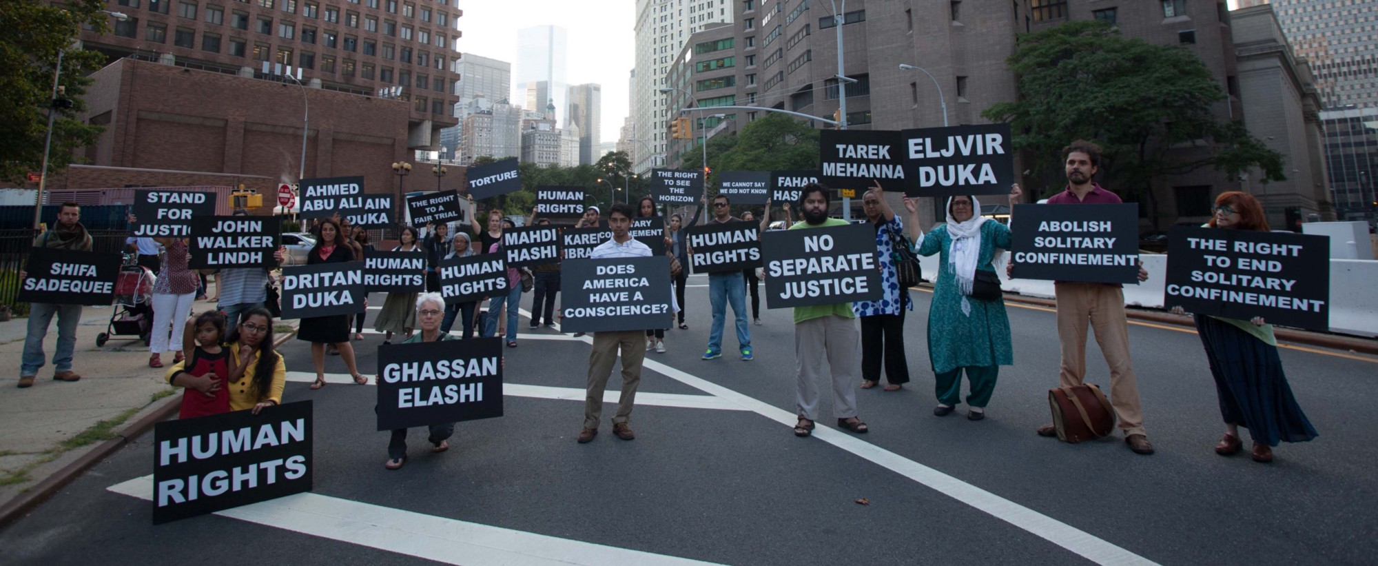 """Families of Muslim Political Prisoners in the United States """"war on terror"""""""