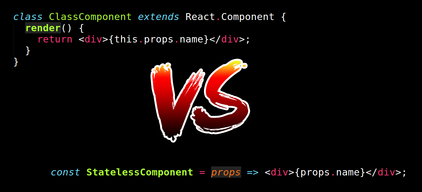 React: Class Component vs Functional Component - ITNEXT