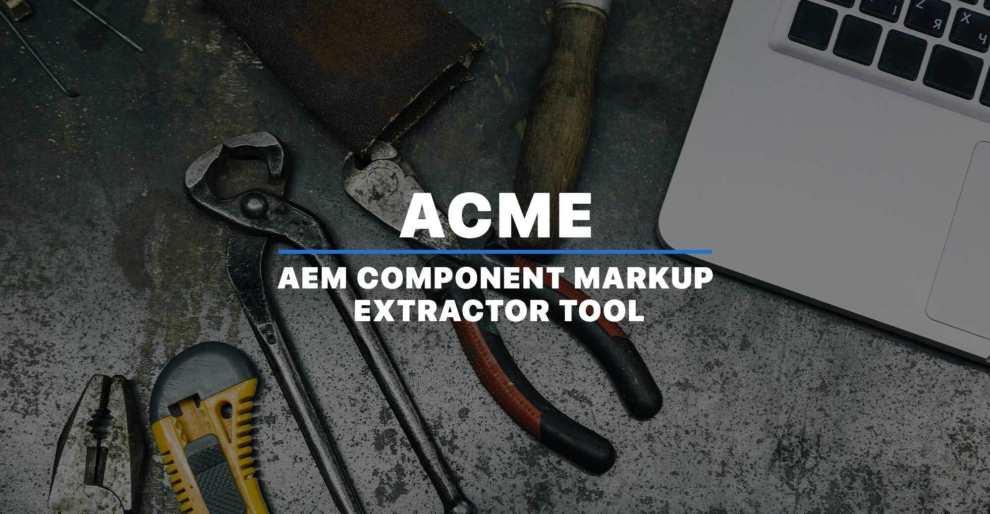 ACME Tool is Available for Everyone