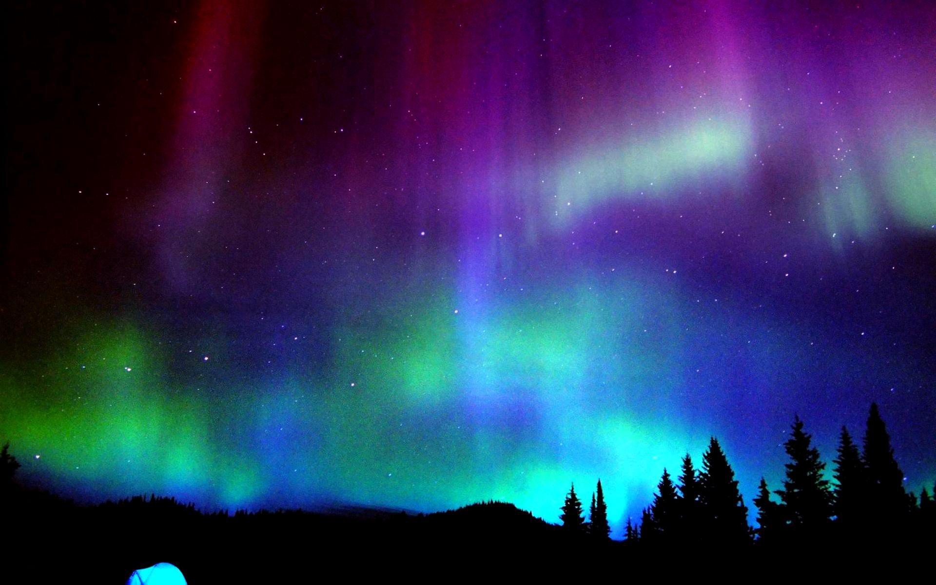 Aurora: The sky is on fire