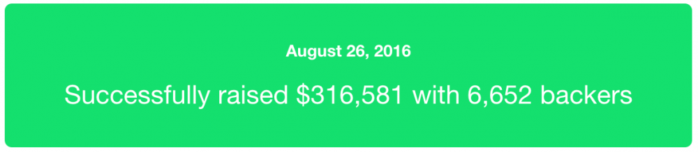 Should you launch on Kickstarter or Indiegogo? (case study)