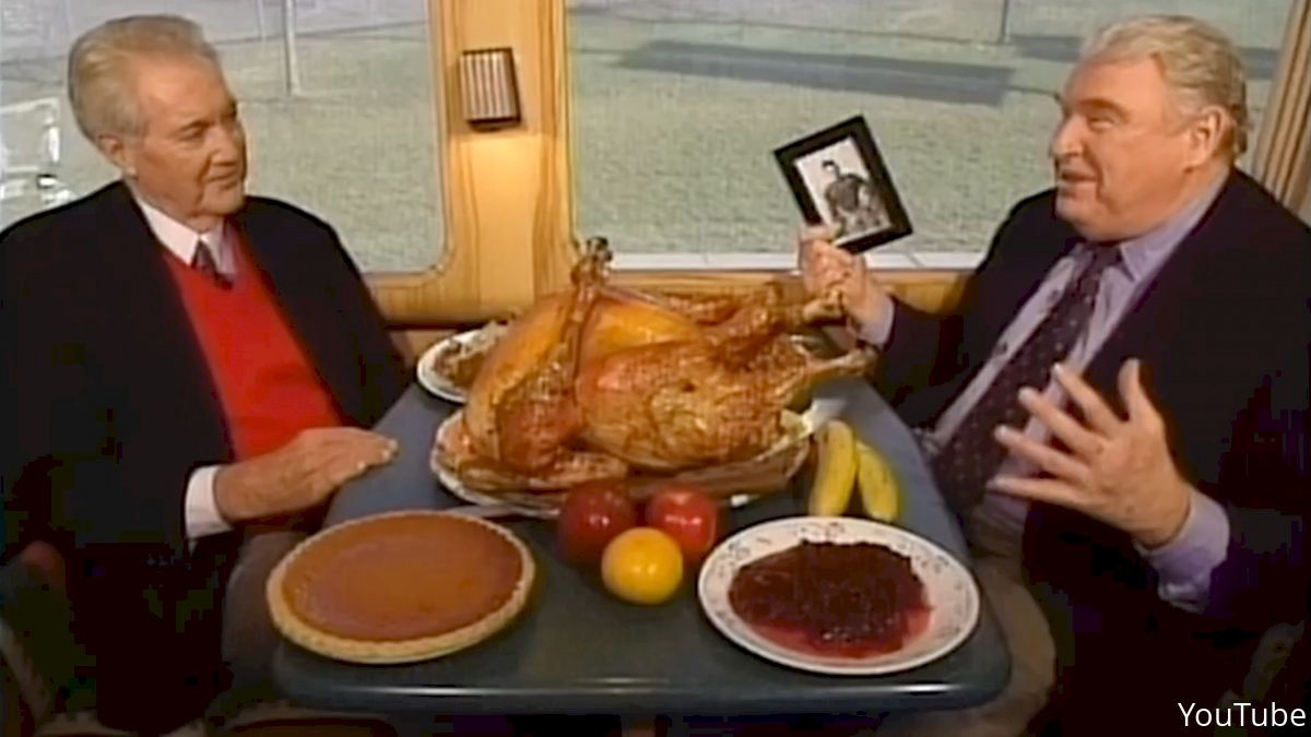 Pat Summerall, John Madden, turducken, and Thanksgiving football. A tradition unlike any other…