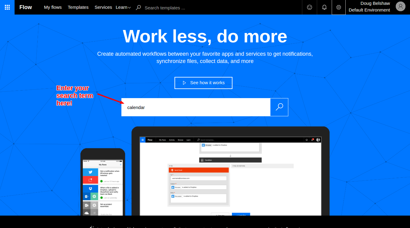 Sync Your Calendars Using Microsoft Flow (And Yes, Google Calendar