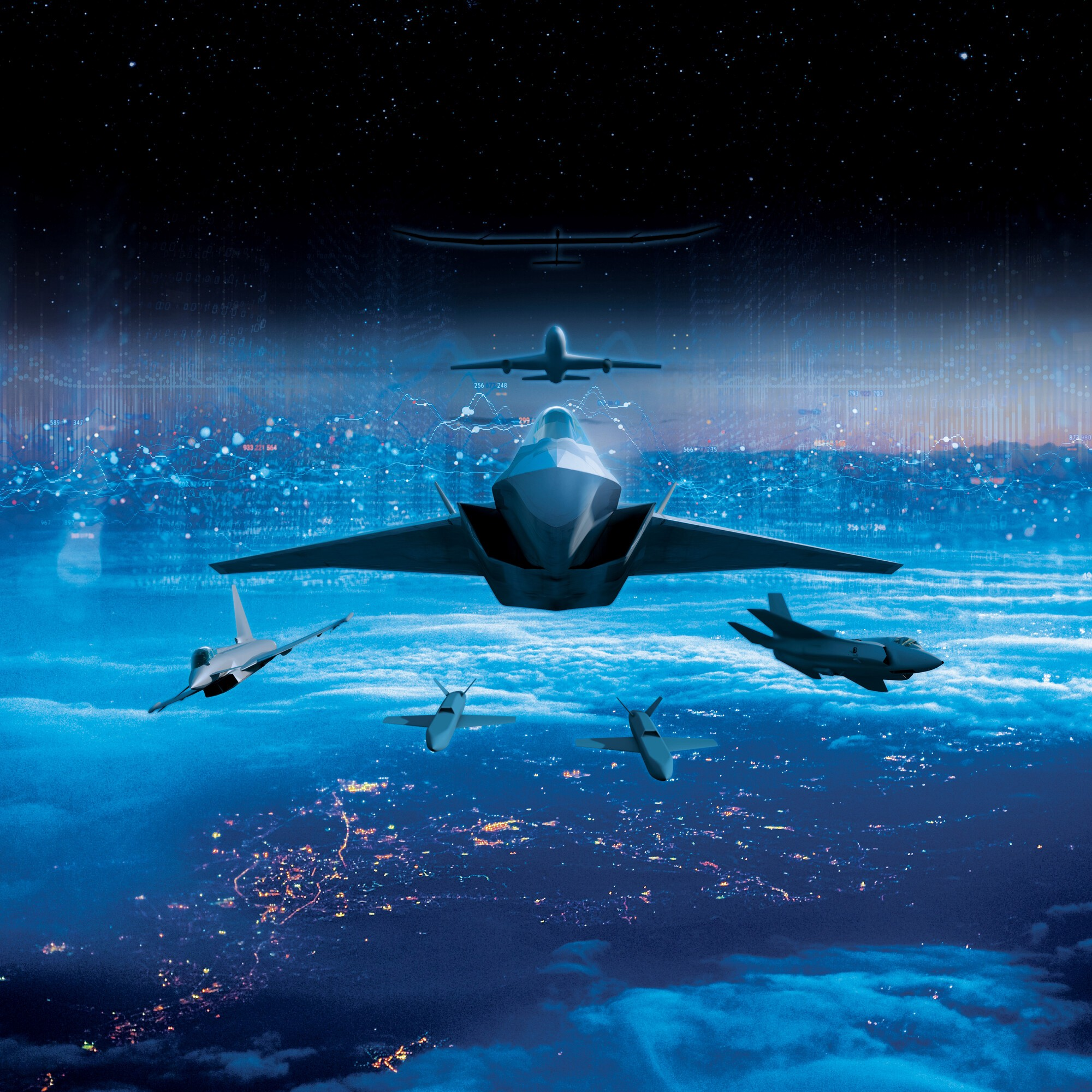 Tempest and the Future Combat Air System graphic