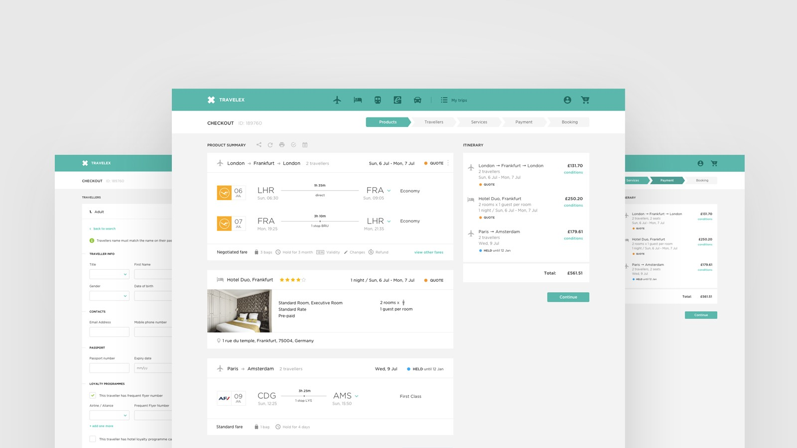 Redesigning the checkout experience — a UX case study