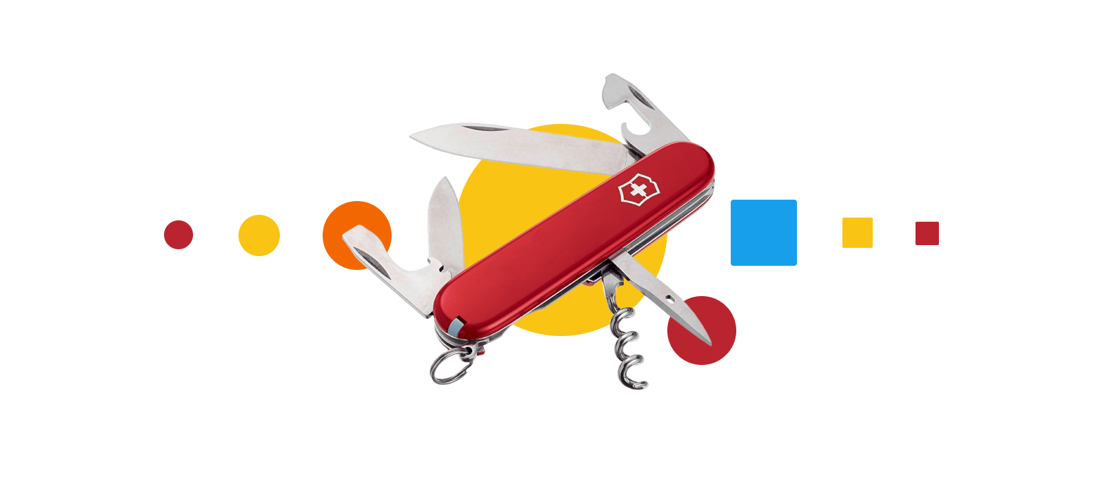 The Swiss knife complex: How a features focus approach can harm your product