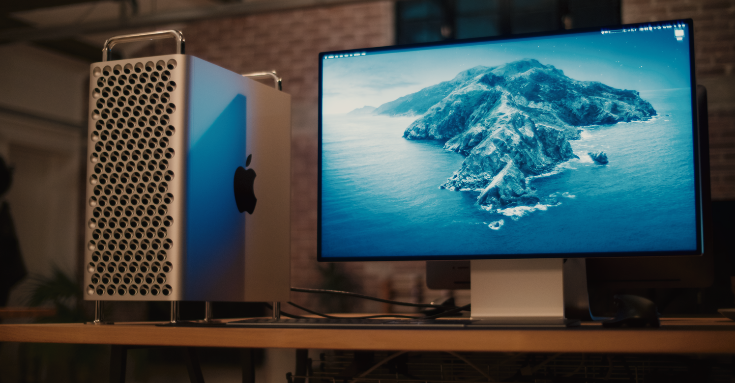 Apple pro display XDR and mac pro