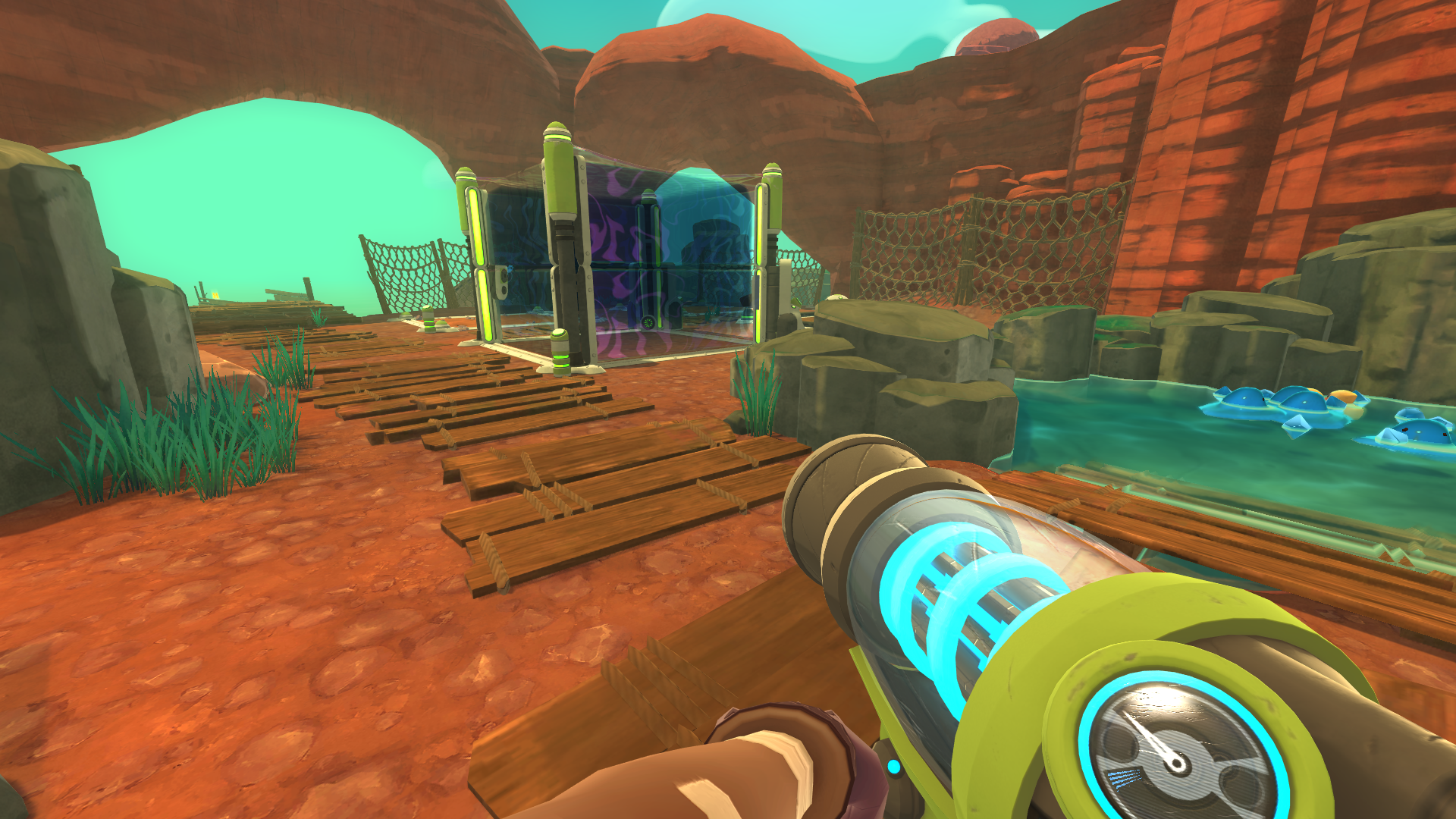 Weekend With a Game: Slime Rancher - Eaving Hardy - Medium