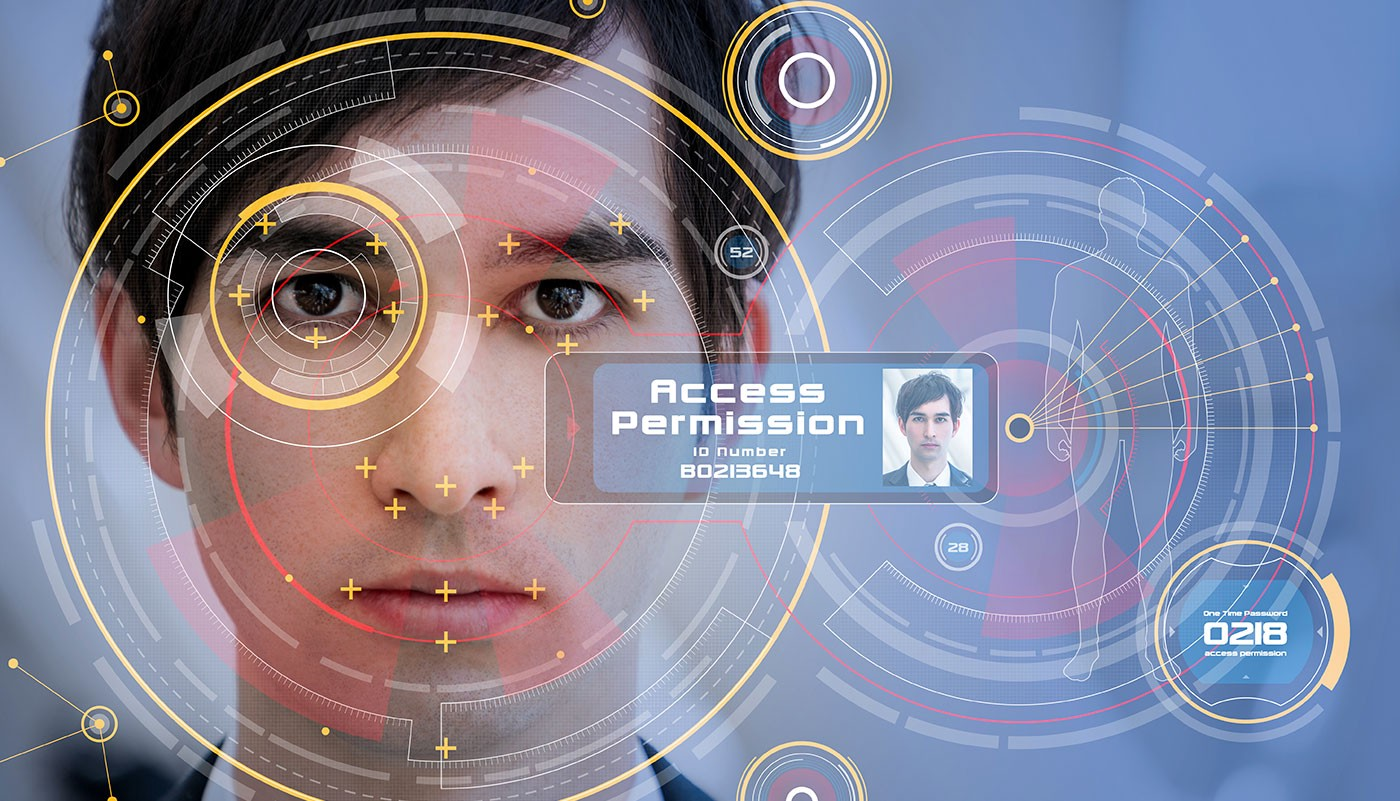 Facial Recognition System User Interface
