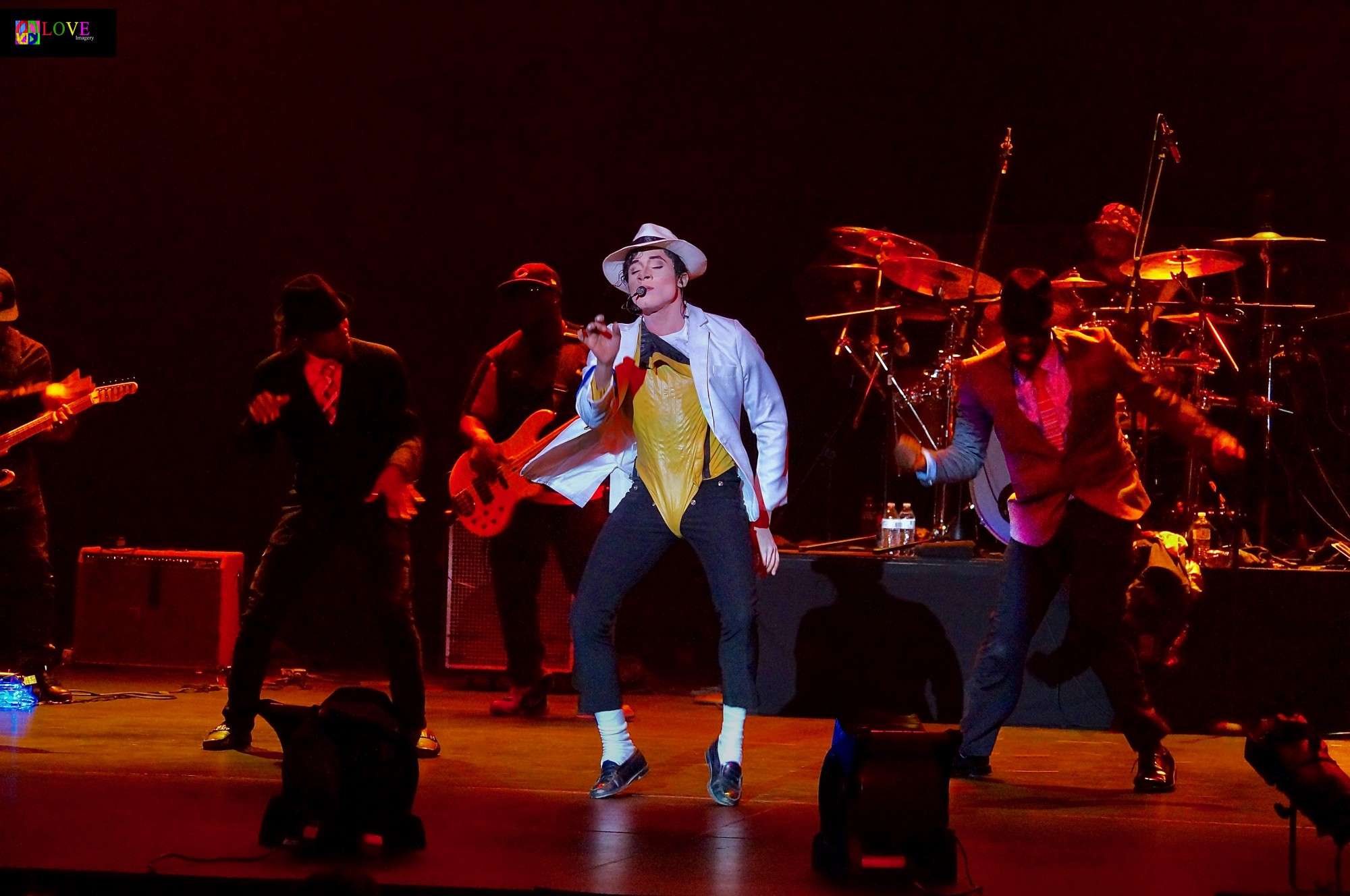 Who's Bad: The Ultimate Michael Jackson Experience LIVE! at The
