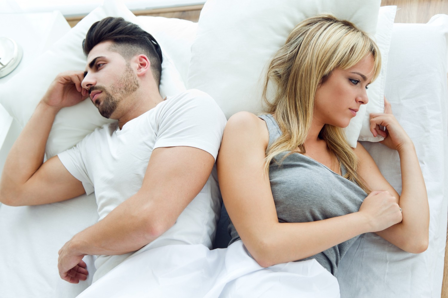 A couple facing 3 relationship problems that they thought were insignificant to solve initially.