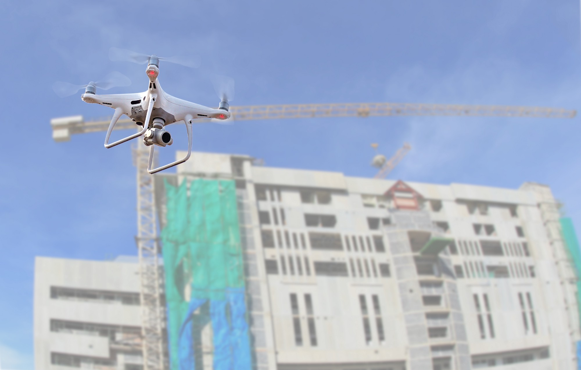 Drones in Project Management