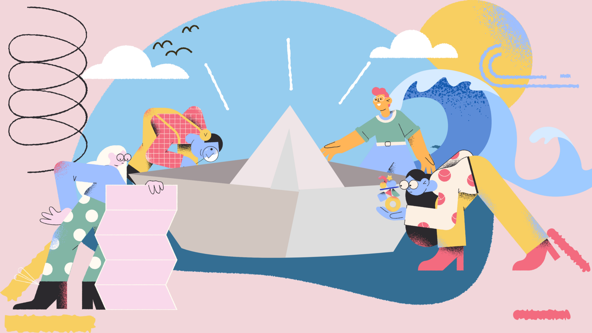 How to build the foundations of a UX team