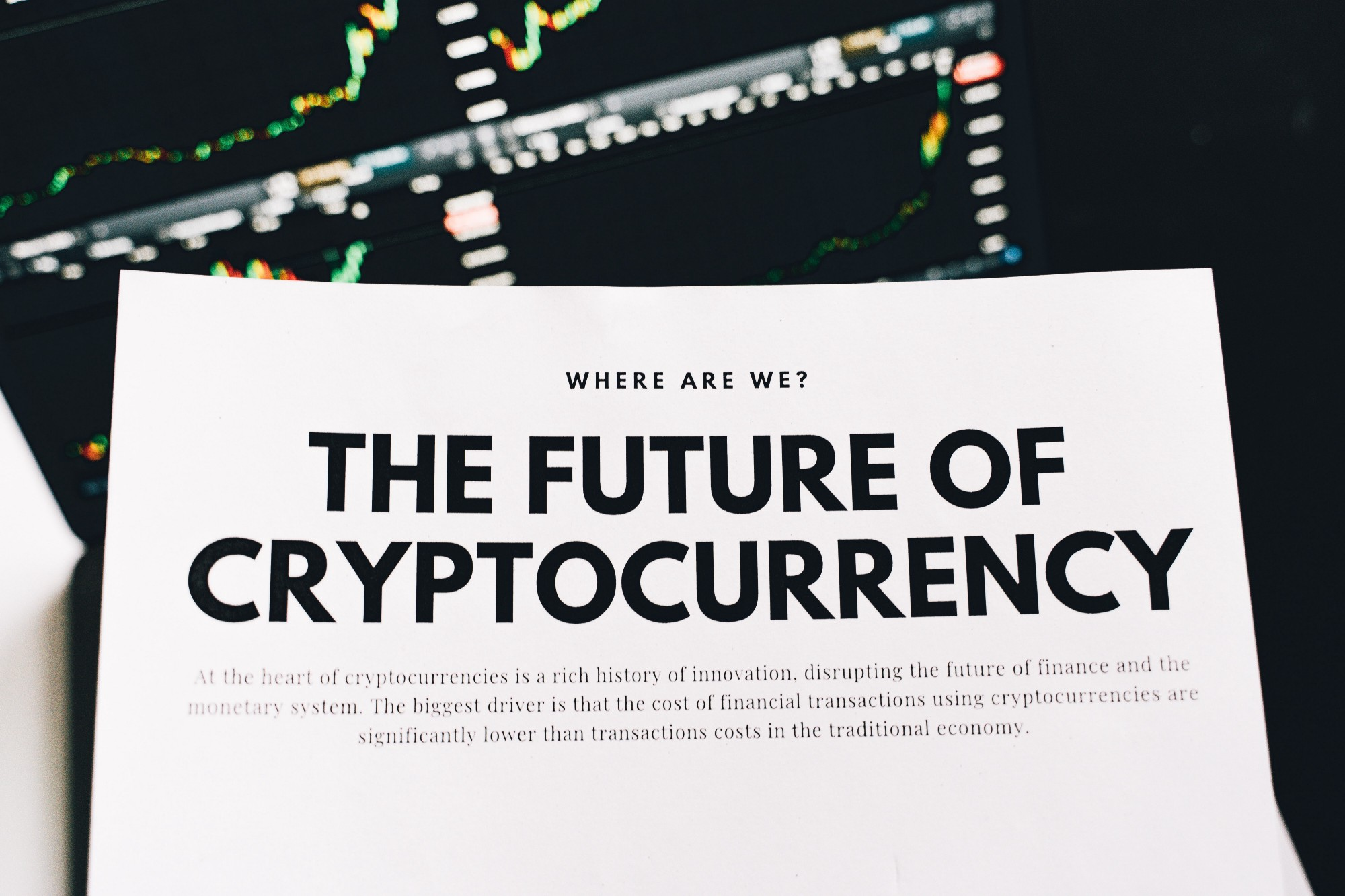 The future of cryptocurrency. Binance Smart Chain will overcome Ethereum